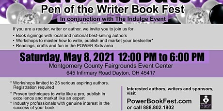 Pen of the Writer Book Fest in conjunction with The Indulge Evnt tickets