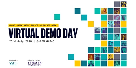 YSI SEA Virtual Demo Day 2020 tickets