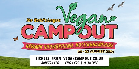 Vegan Camp Out 2021 tickets