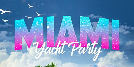 Miami Open Bar Yacht Party tickets