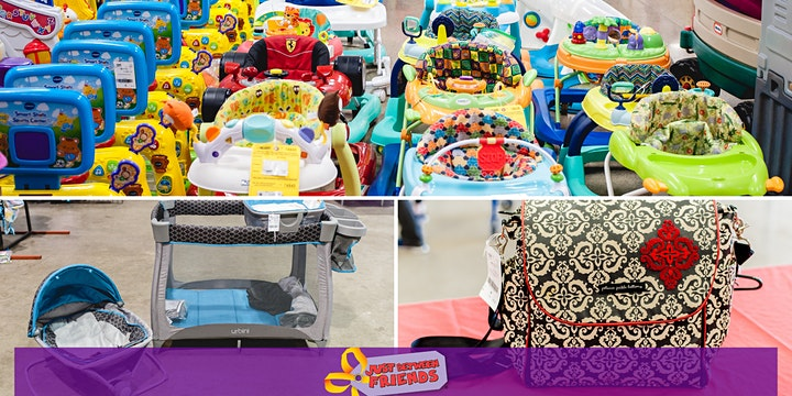 1st Time Parents, Grandparents, & Foster Parents - Early Shopping at JBF! image
