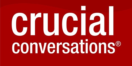 Vital Smarts: Crucial Conversations Online Training July 23, 24, 27-29 tickets