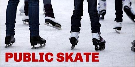 Public Skate tickets