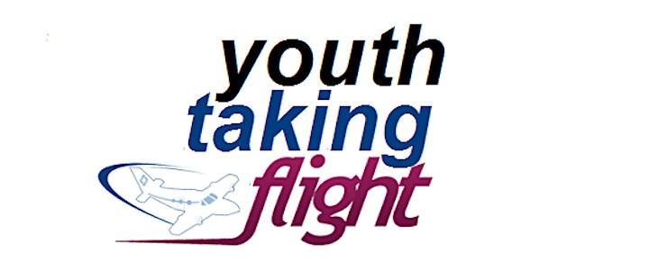 YOUTH TAKING FLIGHT - AEROSPACE AND AVIATION PROGRAM 2021 image