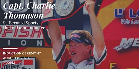 Capt. Charlie Thomason's Induction to the St. Bernard Sports Hall of Fame tickets