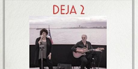 DEJA2 music sundays at lumberjacks On the River tickets