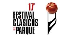 17º FESTIVAL CLÁSICOS EN EL PARQUE logo
