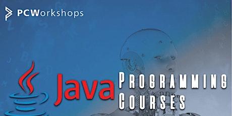 Java Programming Fundamentals Cross-Over 1 Day, Webinar. tickets