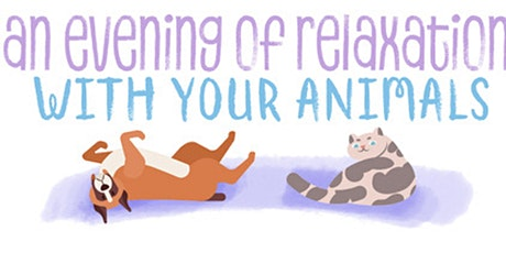 An Evening of Relaxation with Your Animals tickets