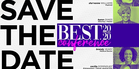 BEST 2021 Conference (Becoming Empowered & Stronger Together) tickets