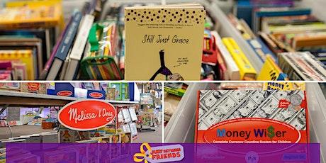 Teachers & Community Helpers - Early Shopping at JBF! tickets