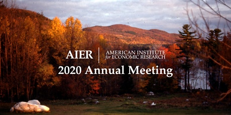 AIER 2020 Annual Meeting tickets