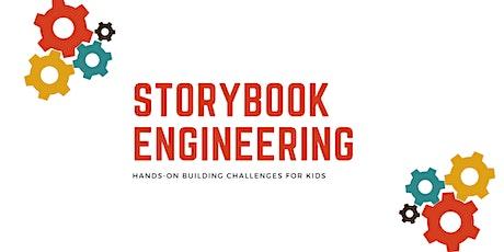Virtual Storybook Engineering - Goldilocks and the Three Bears tickets