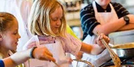 Week 8 - Baking Summer Camp (August 3rd - 7th, 1 pm-3:30 pm) $275 tickets