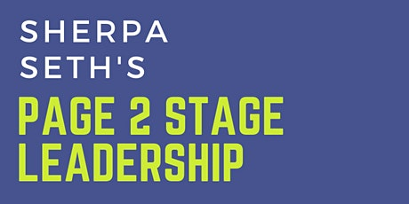 Page2Stage Leadership: Your  Bold Journey to the Peak of Public Speaking tickets