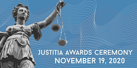 Justitia Awards 2020 Tickets