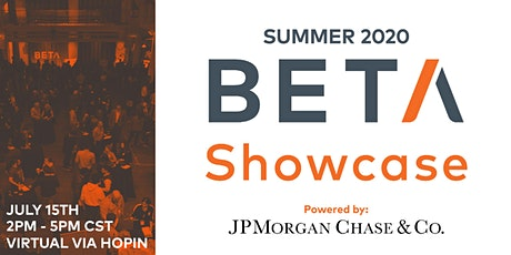 BETA Summer Showcase powered by JPMorgan Chase tickets