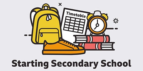 Creating A Smooth Transition To Secondary School tickets