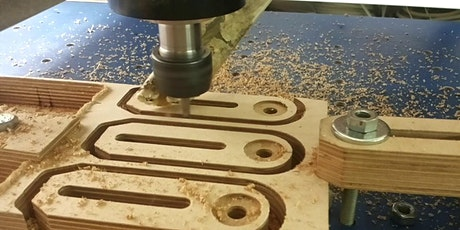 Maker Austria - CNC Portalfräse Schulung ingressos