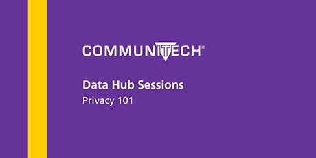 Communitech Data Hub Sessions: Privacy 101 tickets
