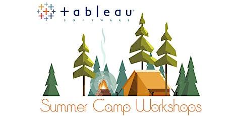 Tableau Summer Camp for State of Oregon, Washington, Idaho and Alaska biglietti