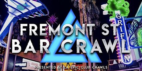 Fremont Street Bar Crawl tickets