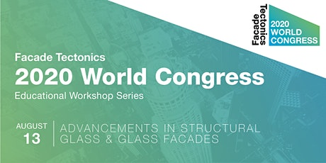 Advancements in Structural Glass & Glass Facades tickets