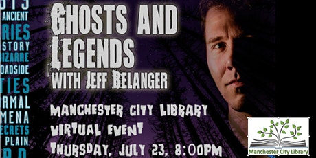 Ghosts and Legends: Campfire Stories with Jeff Belanger tickets
