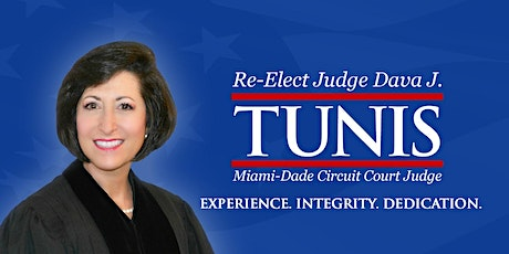 Zoom Reception in Honor of Judge Dava Tunis tickets