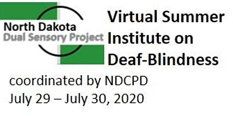 Virtual Summer Institute on Deaf-Blindness tickets