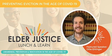 Lunch and Learn: Preventing Eviction in the Age of COVID-19 tickets