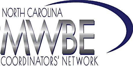 NC MWBE Coordinators' Network Virtual Quarterly Meeting - July 2020 tickets