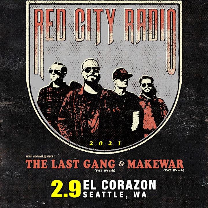 Red City Radio at El Corazon image