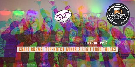 2020 New Tampa Brew Fest tickets