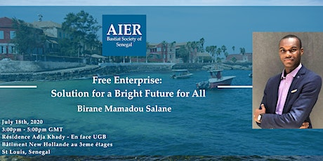 Senegal: Free Enterprise: Solution for a Bright Future for All tickets