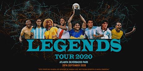 Legends - Tour 2020 tickets
