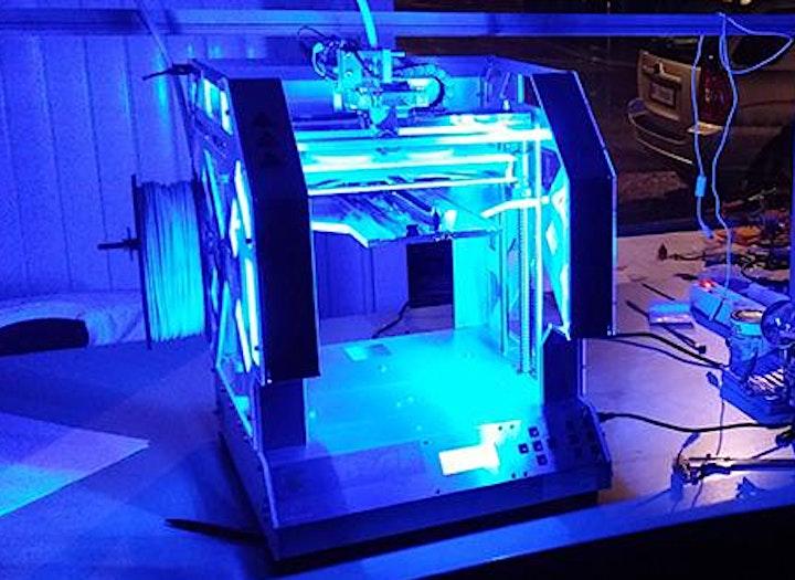 Maker Austria - 3D Druck Schulung (FDM): Bild