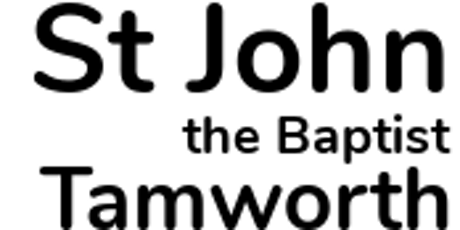 Mass at St. John the Baptist, Catholic Church, Tamworth tickets