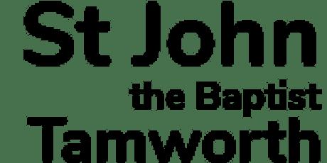 Mass at St. John the Baptist, Catholic Church, Tamworth tickets