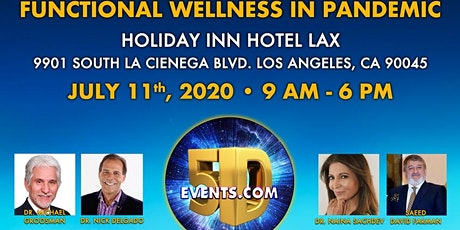 Virtual Live Streaming Functional Wellness in Pandemic tickets