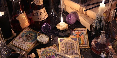 The Witches' Craft Monthly Class with Gareth Hughes tickets