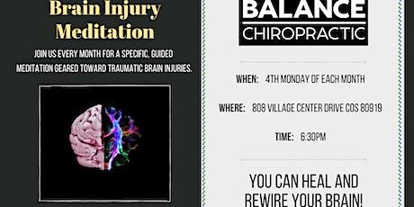 Brain Injury Meditation tickets