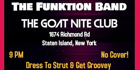 Disco- 70s Night at The Goat Nite Club Staten Island tickets