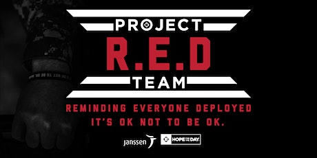 Project R.E.D. Team Call-To-Action - Get Educated! tickets