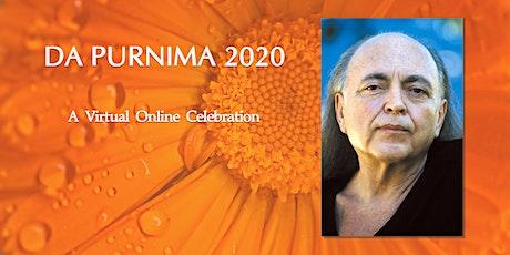 Da Guru Purnima 2020 tickets