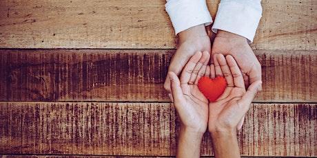 Seminario online sobre el poder transformador de la Compasión boletos