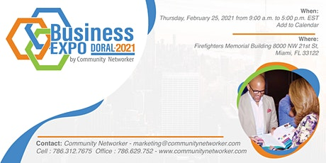 Networking Breakfast | Conferences | Business Expo 2021 tickets