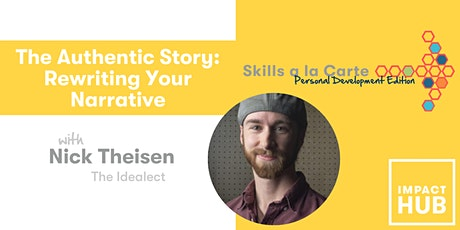 The Authentic Story: Rewriting Your Narrative tickets