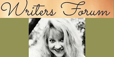 WRITERS FORUM: BRENDA KNIGHT---ONLINE tickets