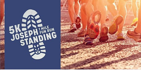 8th Annual Joseph Standing 5K & 1 Mile Run tickets